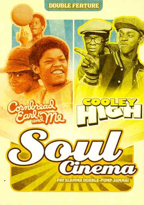 CORNBREAD EARL & ME/COOLEY HIGH BY GUNN,MOSES (DVD)