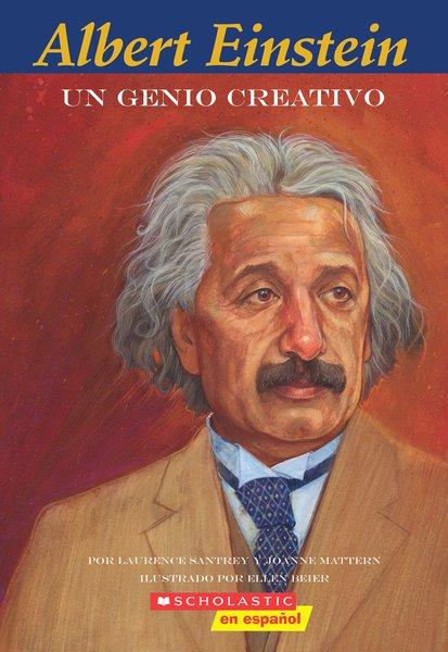 Albert Einstein By Mattern, Joanne/ Santrey, Laurence/ Beier, Ellen (ILT)